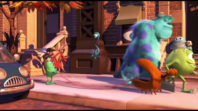 Where are Mike Wazowskis Parents? | Mikes FULL Story | Pixar Theory: Discovering Disney