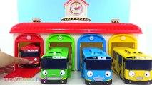 Dix et autobus les couleurs comte éducatif Oeuf Apprendre petit à Il jouet vers le haut en haut Tayo pop pals kinder surprise