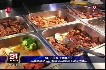 Conozca una excelente alternativa gastronómica para Fiestas Patrias