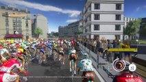 Tour de France 2017: Montgeron / Paris Champs-Élysées, Stage 21, Tour Eiffel, Louvre, Tuileries, PS4