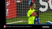Euro féminin : La France accrochée par l'Autriche, les Bleues font match nul (vidéo)