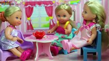 Do Col amor video para dibujos animados niñas con muñecas evi evi Mini lava mini-shu-shu
