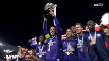Hanni : Vainqueur de la Super Coupe