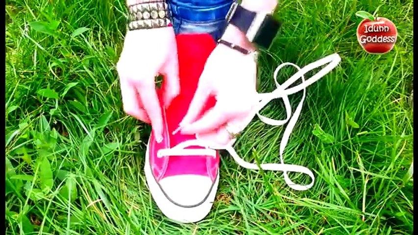 Mejor cada para cómo cordón cordones de zapato zapatos para parte superior formas con 3 2 tutorial 3 lacin | Godialy.com