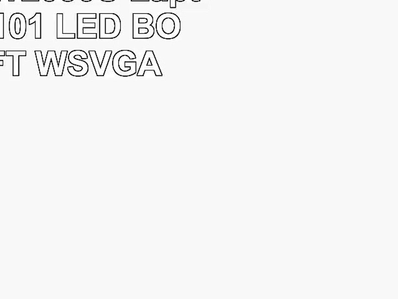 "HP MINI 210-1076NR LAPTOP LED LCD Screen 10.1/"" WSVGA Bottom Left"