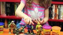 Et par par voiture amusement amusement faire de la planche à roulettes jouets tortues déballage avec Mikey crash rc tmnt ninja kidcity