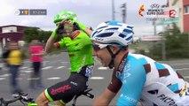 """Tour de France 2017 : un coureur français demande sa compagne en mariage, elle dit """"oui"""""""