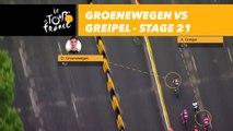 Groenewegen vs. Greipel - Etape 21 / Stage 21 - Tour de France 2017