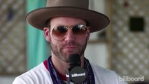 Drake White Talks About Working on the Next Album | Faster Horses 2017.