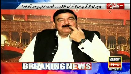 Panama case heading towards conclusion: Sheikh Rasheed