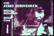 Jimi Hendrix - Jimi Plays Berkeley Movie Trailer 1971