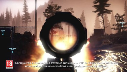 Aperçu du mode PvP Ghost War VOSTFR de Tom Clancy's Ghost Recon : Wildlands
