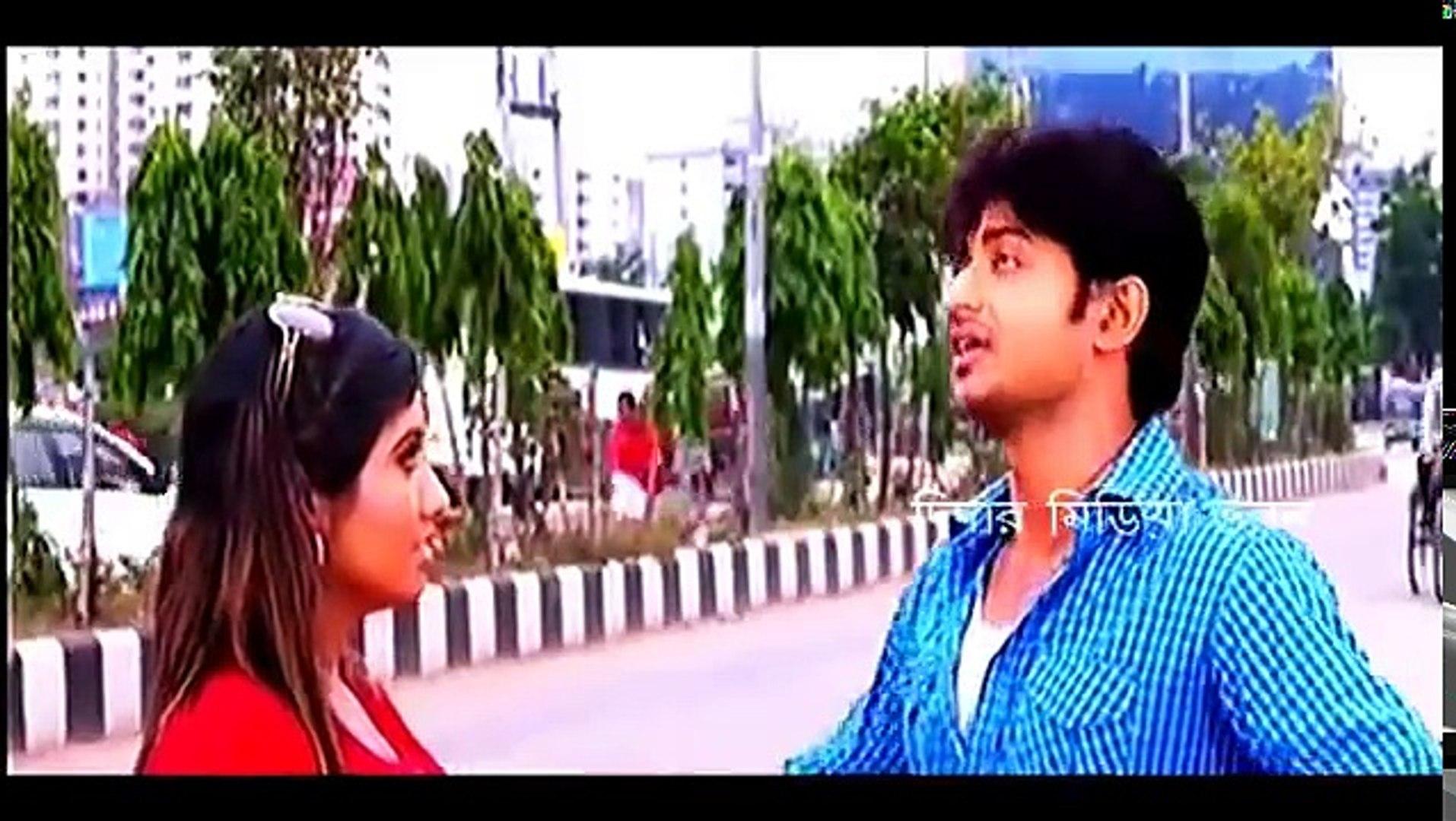 Bangla Movie Onnorokom Bhalobasha By Bappy Chowdhury , Mahiya Mahi & Sara  Jerin Part 1