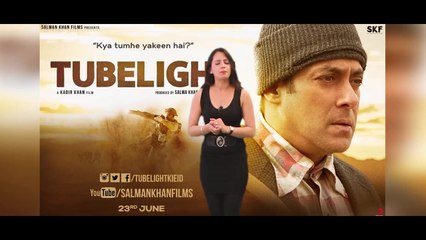 Tubelight Preview India's First Movie Preview with VFX and Animation