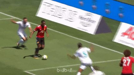 Highlight: Real Madrid 1-1 Manchester United (1-2 pen)