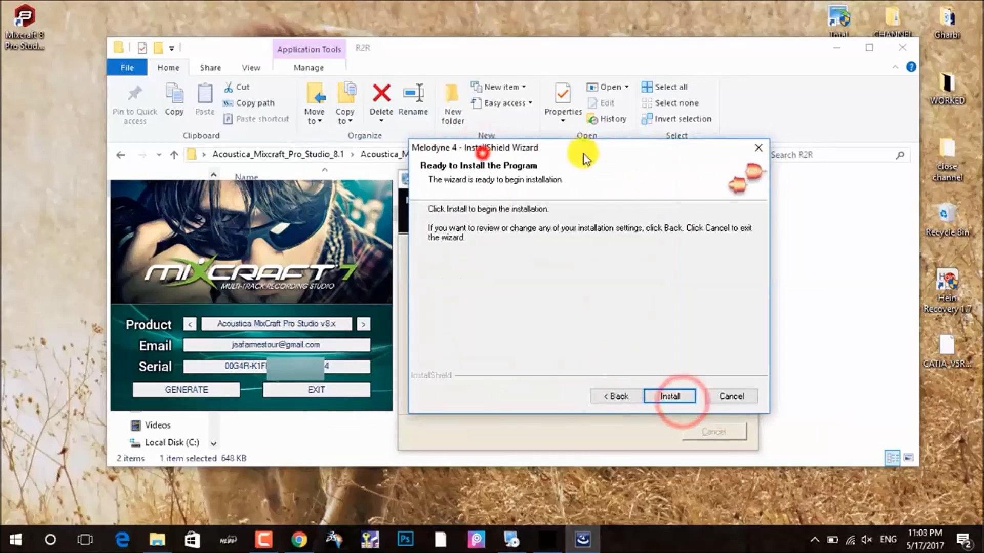 Acoustica Mixcraft Pro Studio 8 1 - Easy Registration