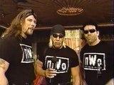 nWo (Hollywood Hogan, Scott Hall & Kevin Nash) at CableACE Awards [November 1996]