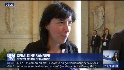 une députée LREM critique l'attribution d'un budget à Brigitte Macron