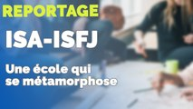 ISA-ISFJ Paris: une école qui se métamorphose