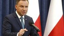 Il presidente polacco Andrzej Duda opporrà il proprio veto alla riforma della Corte suprema