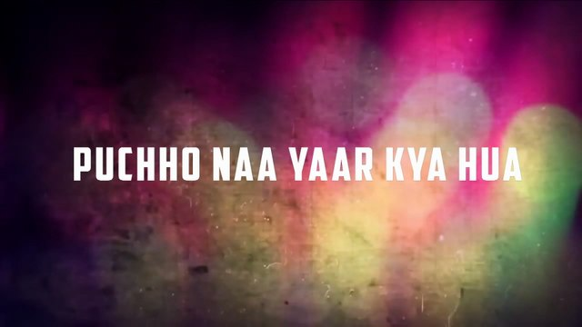 Asha Bhosle - Puchho Na Yaar Kya Hua