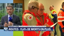 """Sécurité routière: """"Les chiffres de juin sont inacceptables"""", pour Barbe"""
