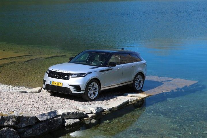 Essai - Land Rover Ranger Rover Velar