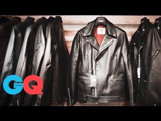 James Grose執行主理人 親推三款英國經典騎士皮衣|GQ Fashion