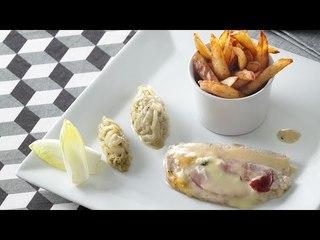 Rôti de porc au maroilles et bacon - Delphine Parmentier pour Netto