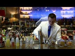 Cocktail Christmas Caroll de l'Hôtel Le Bristol