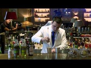 Cocktail Episcopale Julep de l'Hôtel Le Bristol