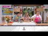 ¡María Inés nos dice cómo preparar un rico salpicón de pescado! | Sale el Sol