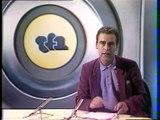 TF1 - 11 Juillet 1983 - Pubs, flash Infos, speakerine (Claire Avril)
