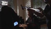 Un village français : TéléStar a filmé la toute dernière scène du tournage