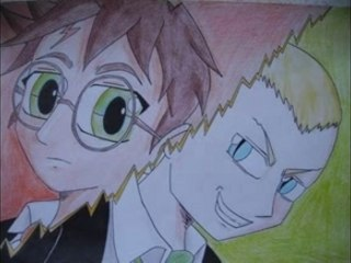 Mes dessins en couleur ^^