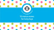 50 Russian names for baby boys - the best baby names - www.namesoftheworld.net