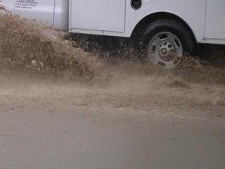 Monsoon rains flood Arizona