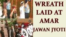 Kargil vijay Diwas: Arun Jaitley lays wreath at Amar Jawan Jyoti   Oneindia News