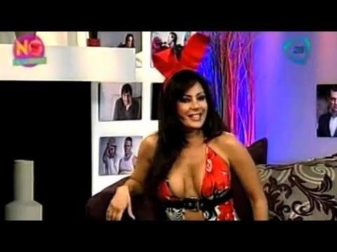 No lo Cuentes. Jackeline Arroyo, una sensual y provocativa conejita