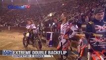 Aksi Extreme Double Backflip Para Rider Jempolan