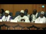 Hizbut Tarqiyah, journées culturelles, discours du représentant des familles réligieuses