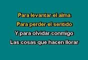José Luis Rodríguez '' El Puma '' -  Agarrense de las manos (Karaoke)