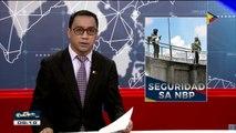 Bagong batalyon ng PNP-SAF, itinalagang magbantay sa maximum security compound ng NBP