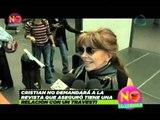 No lo Cuentes. Verónica Castro niega un pronto regreso a la televisión