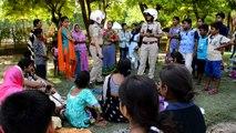 Inde: des policières à moto pour protéger les femmes