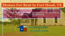 Homes For Rent In Fort Hood, TX