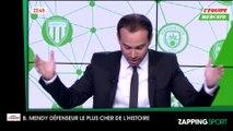 Zap Sport : Benjamin Mendy devient le défenseur le plus cher de l'histoire (Vidéo)