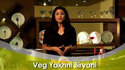 How to Make Veg Yakhni Biryaani