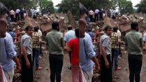 Mumbai building collapses, rescue operation underway | Oneindia News