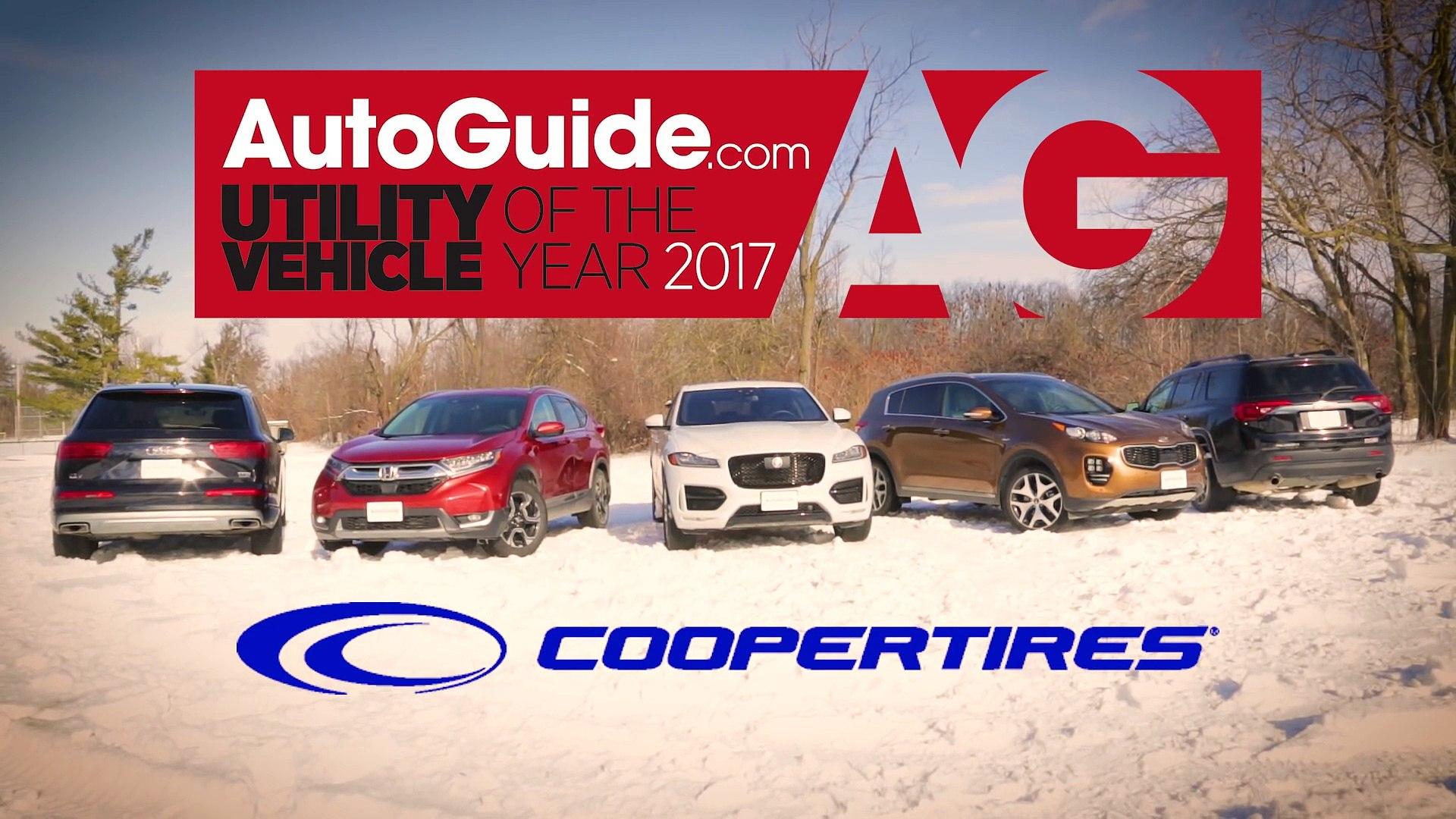 Reviews car - 2017 Jaguar F-Pace - 2017 AutoGuide.com Utility Vehicle of the Year Contender - Part 2